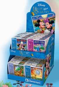 Clementoni Displej 24ks mini 260 puzzle Disney