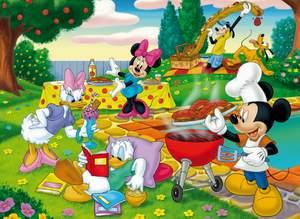 Clementoni Puzzle 24 Maxi Mickey