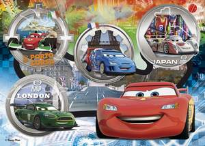 Clementoni Puzzle 24 Maxi Cars