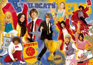 Clementoni Puzzle 350 High School Musical