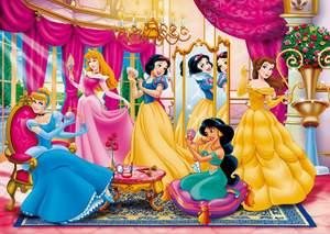 Clementoni Puzzle 60 Maxi dielov Princezny