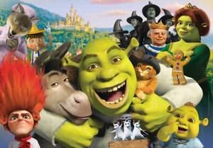 Clementoni Puzzle 104 Shrek
