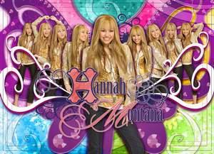 Clementoni Puzzle 500 Hannah Montana