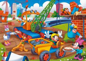 Clementoni Puzzle 350 Toon Town