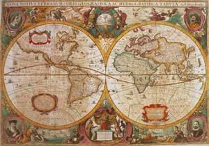 Clementoni Puzzle 1000 Antická mapa sveta