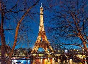Clementoni Puzzle 2000 Paris