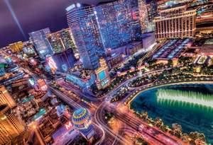 Clementoni Puzzle 2000 Las Vegas