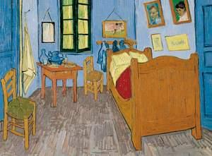 Clementoni Puzzle 3000 Gogh, Izba v Arles