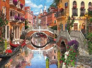 Clementoni Puzzle 3000 Benátky