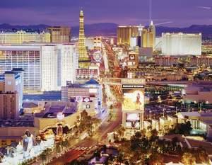 Clementoni Puzzle 6000 Las Vegas