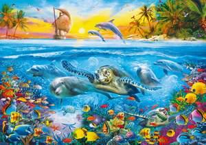 Clementoni Puzzle 6000 Underwater