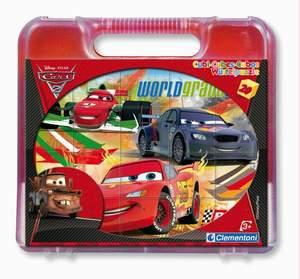 Clementoni 20 kociek Cars 2
