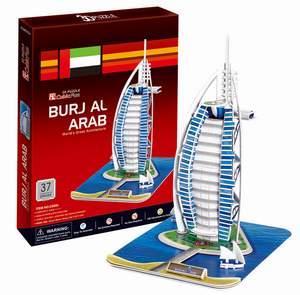 CubicFun Puzzle 3D Burj al Arab