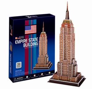 CubicFun Puzzle 3D Empire State Building (USA)