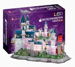 CubicFun Puzzle 3D Neuschwanstein Castle