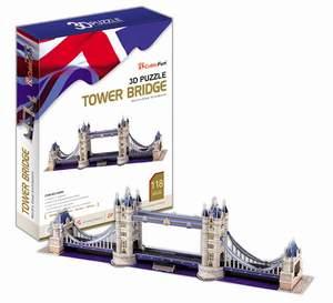 CubicFun Puzzle 3D Tower Bridge