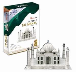 CubicFun Puzzle 3D Taj Mahal