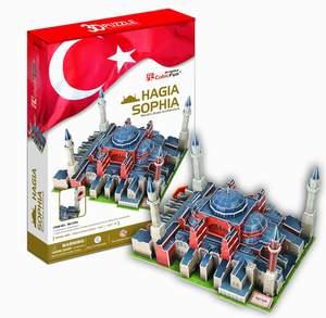 CubicFun Puzzle 3D Hagia Sophia