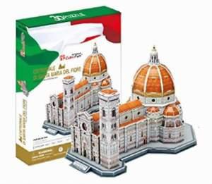 CubicFun Puzzle 3D Katedrála Santa Maria del Fiore
