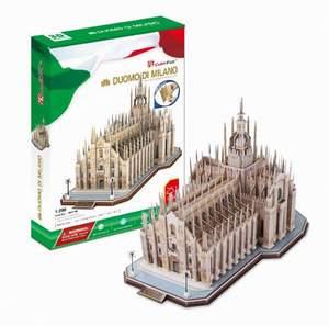 CubicFun Puzzle 3D Milánsky dóm