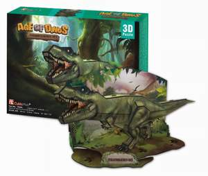 CubicFun Puzzle 3D Tyranosaurus Rex