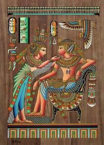 Dino Puzzle 3000 Egyptský papyrus