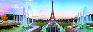 Dino Puzzle 6000 Pohľad na Eiffelovku