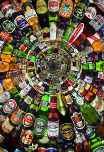 Educa Puzzle 1500 Beer Tunnel