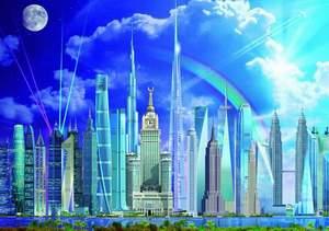 Educa Puzzle 1000 Tall Buildings