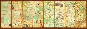Educa Puzzle 3000 Mappa Mundi 1375, Cresques Abraham