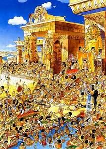 Heye Puzzle 1000 Egypt