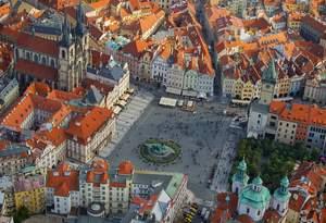 Piatnik Puzzle 1000 Praha