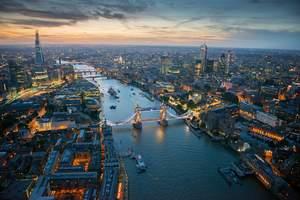 Piatnik Puzzle 1000 Londýn