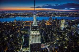 Piatnik Puzzle 1000 New York v noci