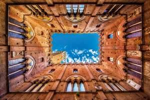 Piatnik Puzzle 1000 Palazzo Publico in Siena