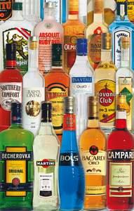 Piatnik Puzzle 1000 Alkoholy sveta