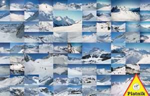 Piatnik Puzzle 1000 Austria Ski