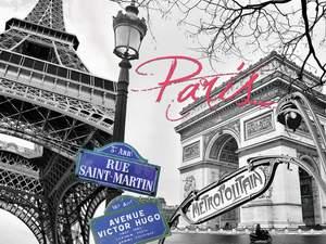 Ravensburger Puzzle 1500 Paris, mon amour