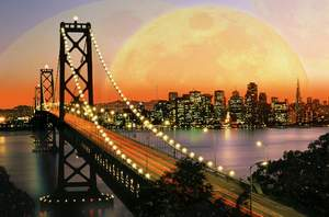 Ravensburger Puzzle 3000 San Francisco