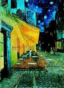 Editions Ricordi Puzzle 1500 Gogh, Cafe de nuit