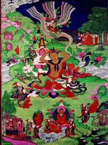 Editions Ricordi Puzzle 1500 Tibetan Art, Buddha's Life