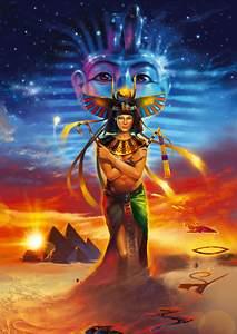 Schmidt Puzzle 1000  Egyptské sny