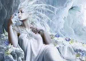 Schmidt Puzzle 1000 Ice Fairy