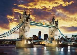 Schmidt Puzzle 1000 Tower Bridge, London