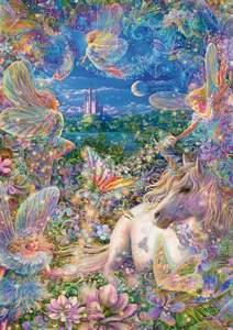 Schmidt Puzzle 500 Fairytale Dream