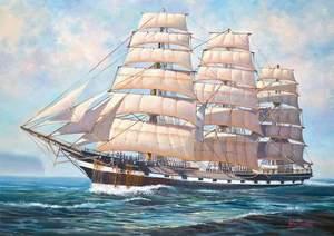 Schmidt Puzzle 500 Raise the Sails