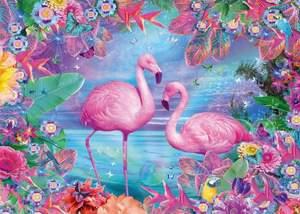 Schmidt Puzzle 500 Flamingos