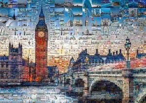 Schmidt Puzzle 1000 London