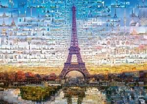 Schmidt Puzzle 1000 Paris